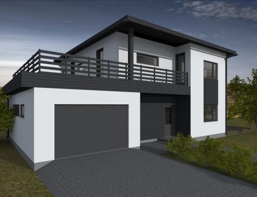 Luunja – elamu ehitusprojekt
